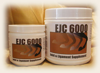 EJC6000 Equine Joint and Ligament Supplement Products