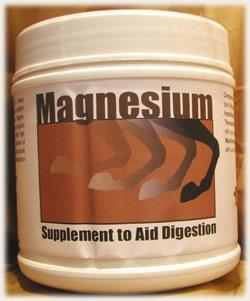 Magnesium Supplement Equine Products